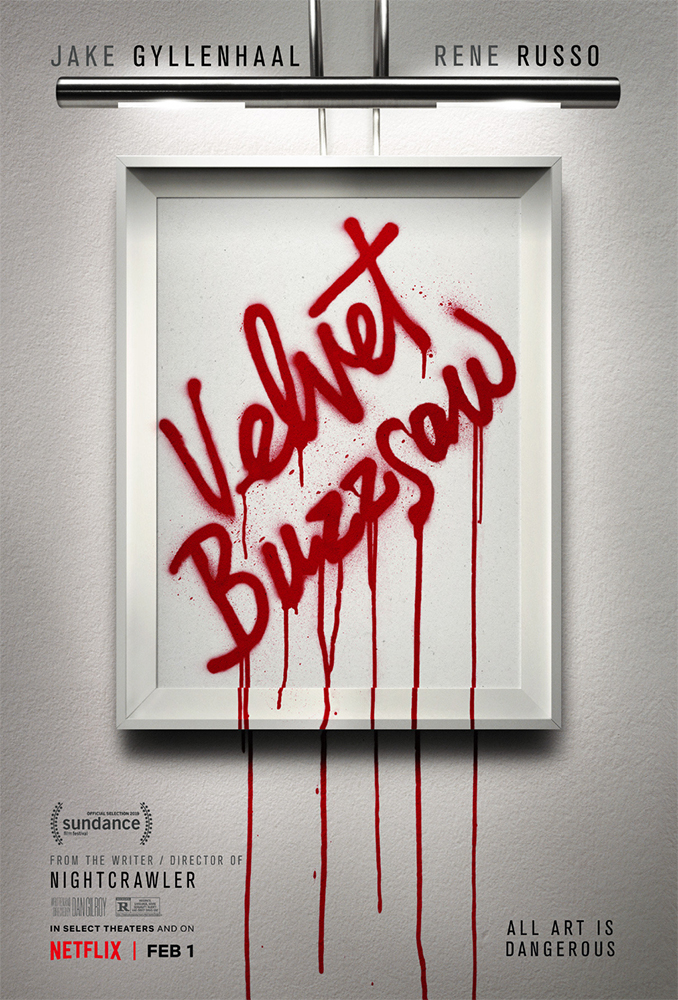 """Review: """"Velvet Buzzsaw"""", a Comedy-Horror Movie Set in the"""