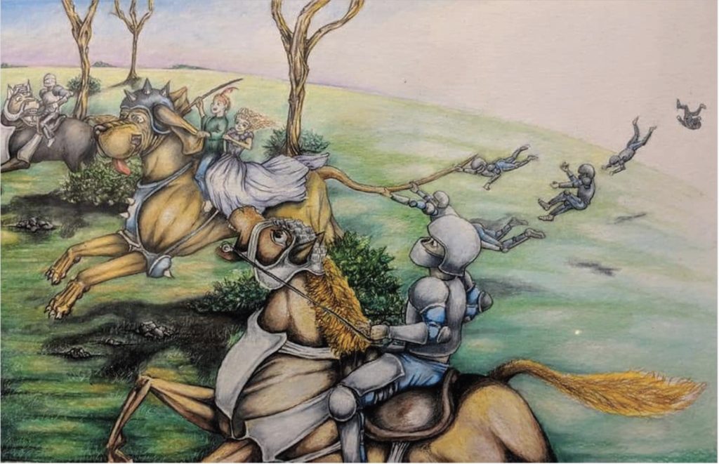 """Rescue The Princess"" by Brian Ferreira"