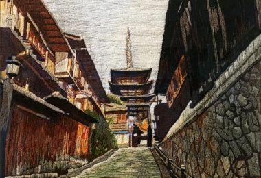 Yasaka Japan