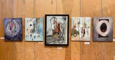Hudson River Center paintings