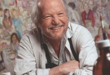 photograph of Bob Cenedella