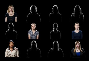 photograph of participants in the Every Woman I know project