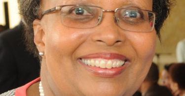 Photograh of Janet Mitchell
