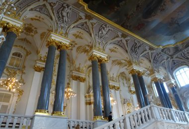 Main-staircase
