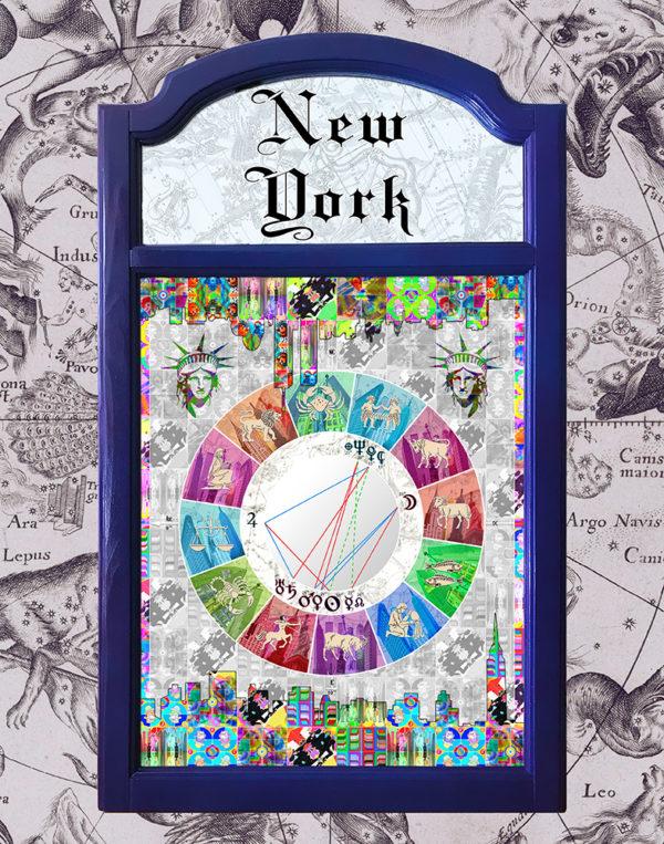 Print of New York